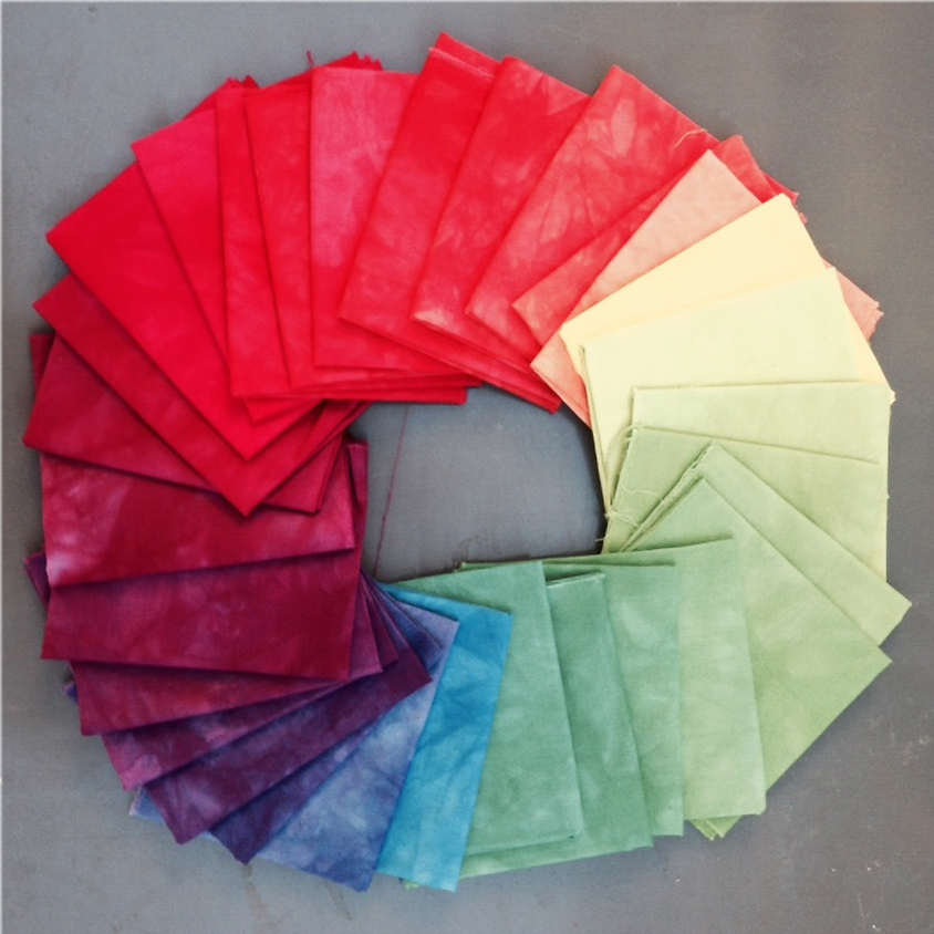 Intro to Fabric Dyeing with Cheryl Lynch