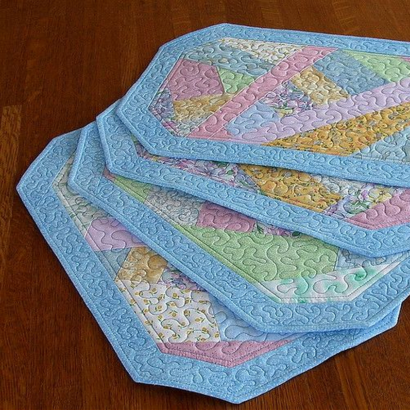 Quick and Easy Spring Placemats - with Terry Lieberman