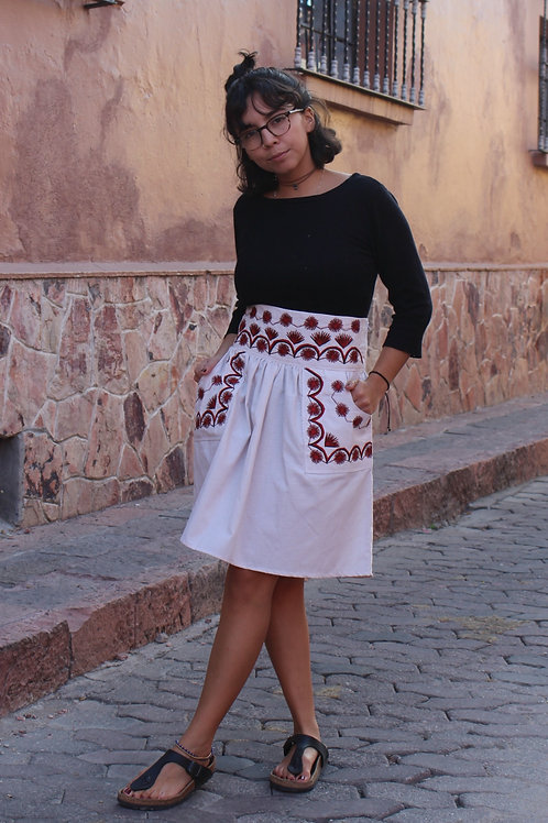 Falda Maguey