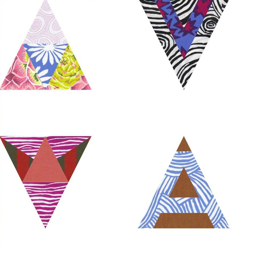 Modern Triangles  - March