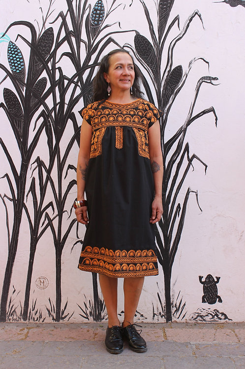 Vestido Fabiola Negro