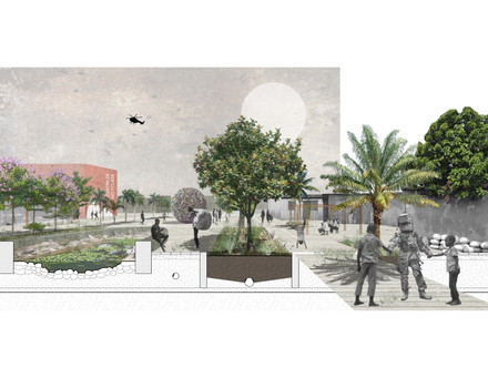 Public Space and Nature Based Solutions; Democratic Republic of Congo