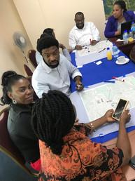 Participatory Vision Planning; Castries, Saint Lucia