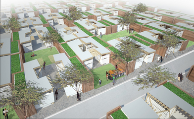 Peri-urban Incremental Housing and Planning; Colombia