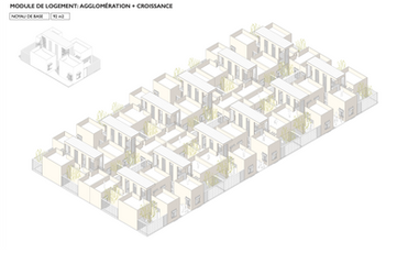 Incremental Housing Community Development and Urban Planning, Senegal