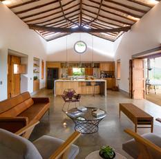 Casa Vero, Earth Construction; Colombia