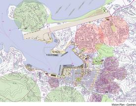 Castries Urban Vision; Saint Lucia