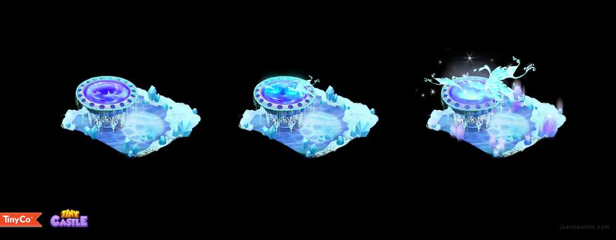 Asrai Magic Fountain