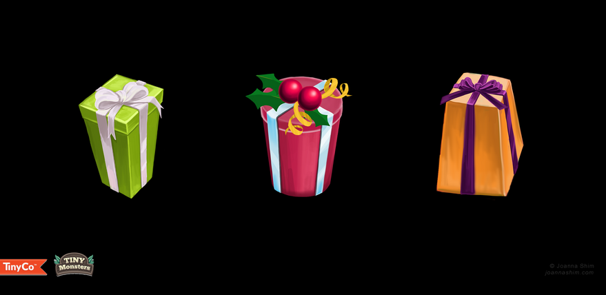 Holiday Event - Presents