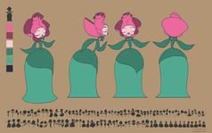 Rosalia the Rose