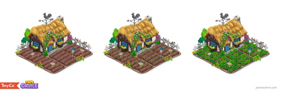 Tiny Castle - Spring Farm