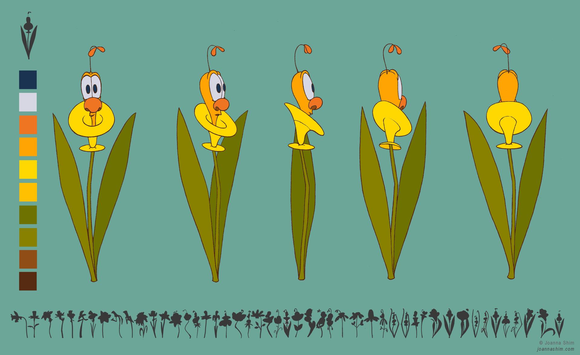 Edmund the Daffodil