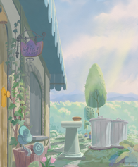 Background Design and Paint