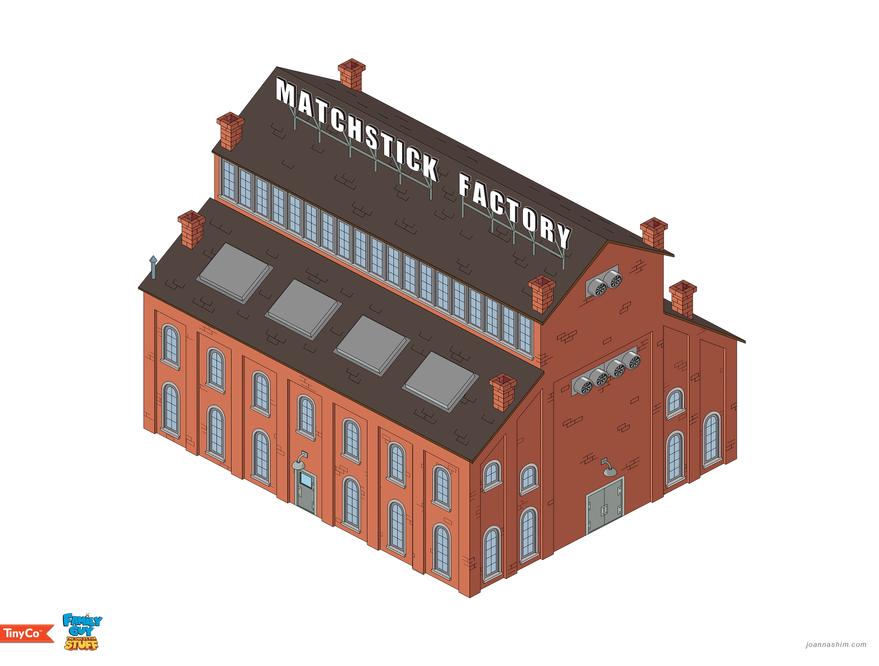 Firefighter Event - Matchstick Factory