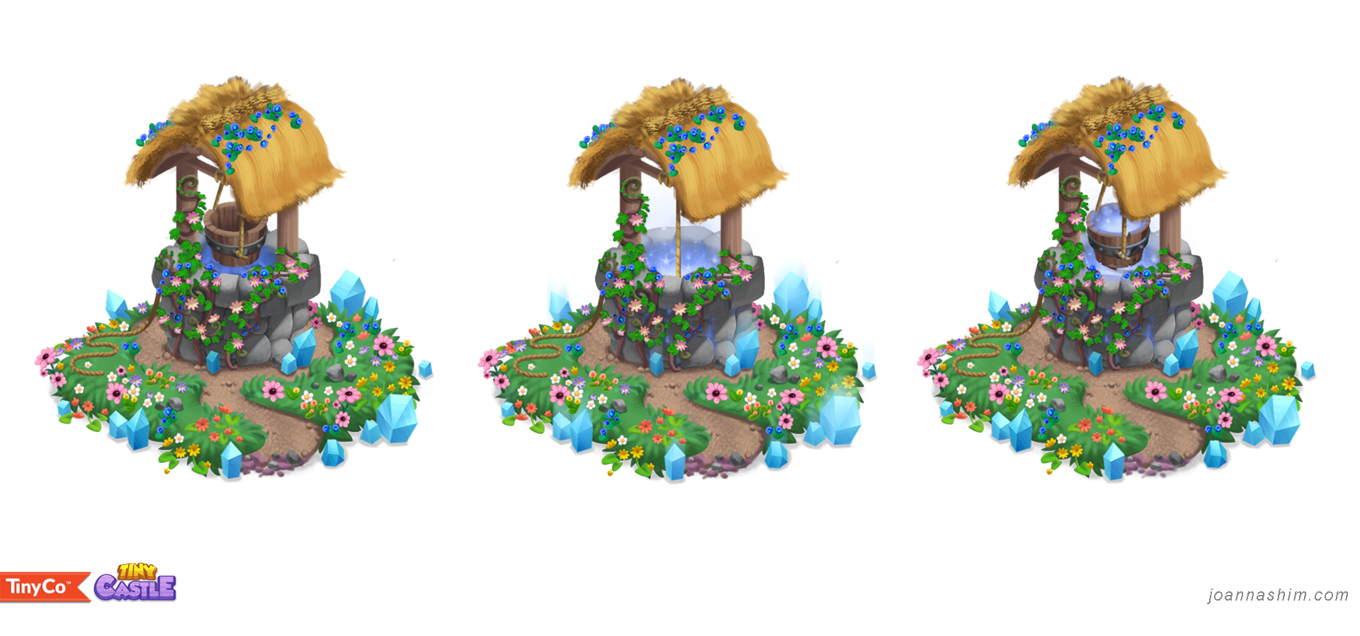 Tiny Castle - Spring Well