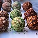 BALLS FROM UNBAKERY