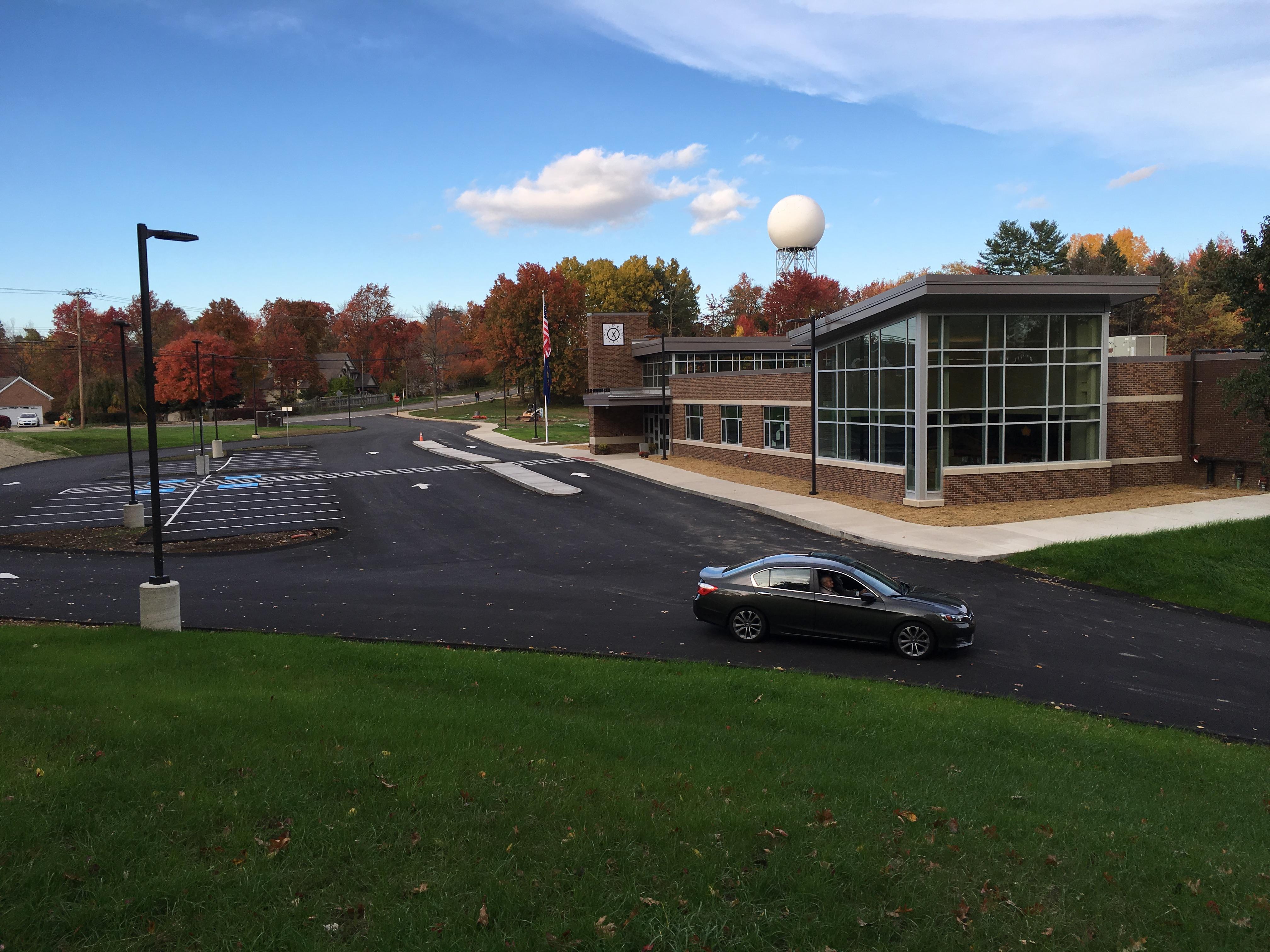 Allard School October 2015
