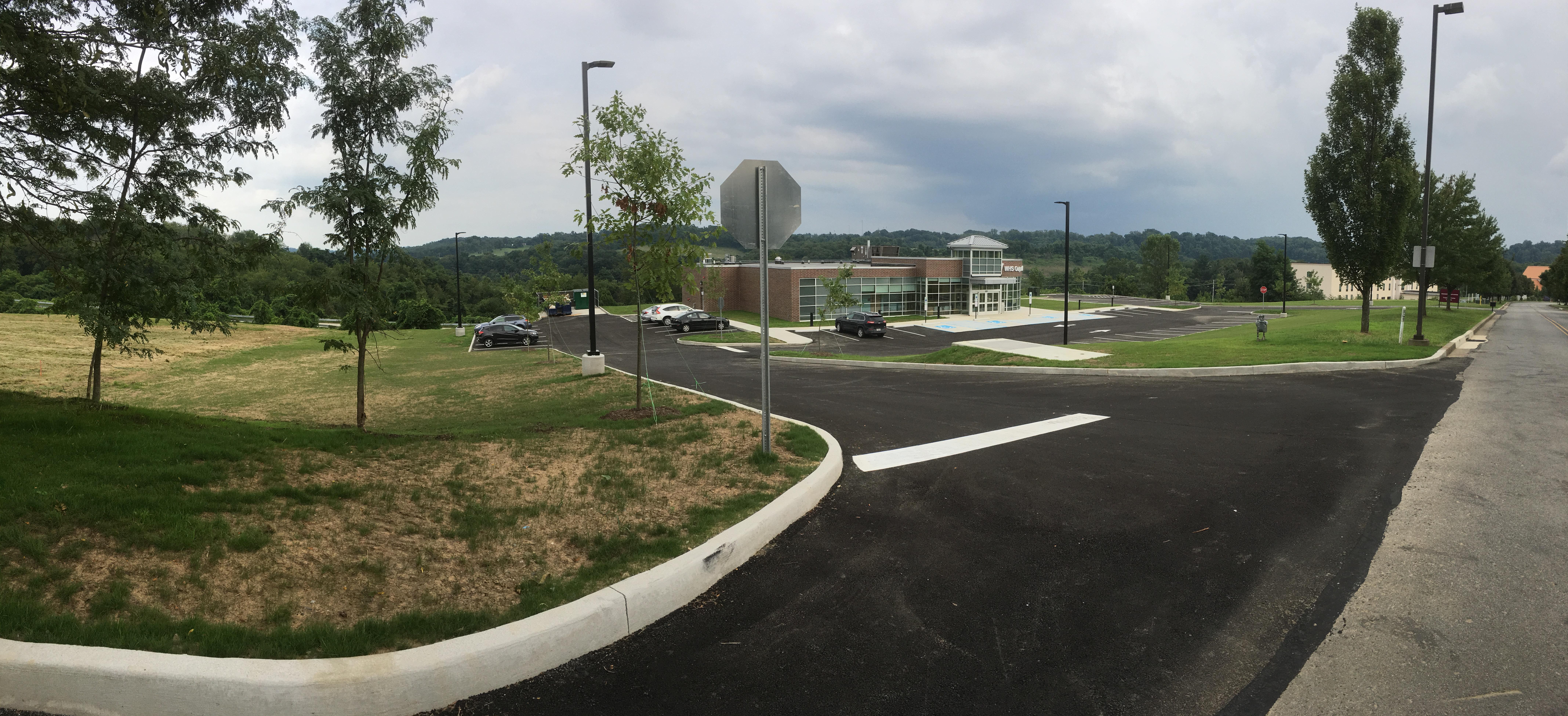 WHS outpatient center