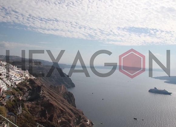 Timelapse: Santorini