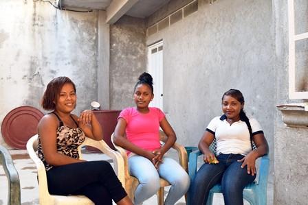 ROSANA, BEATRIZ Y SUREIMA