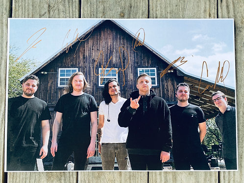 The Contortionist (Autographed Poster) Limited to 9