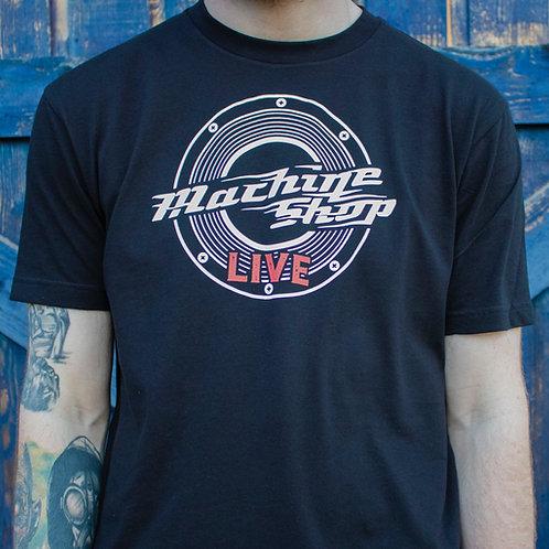 Machine Shop Live: Logo Tee