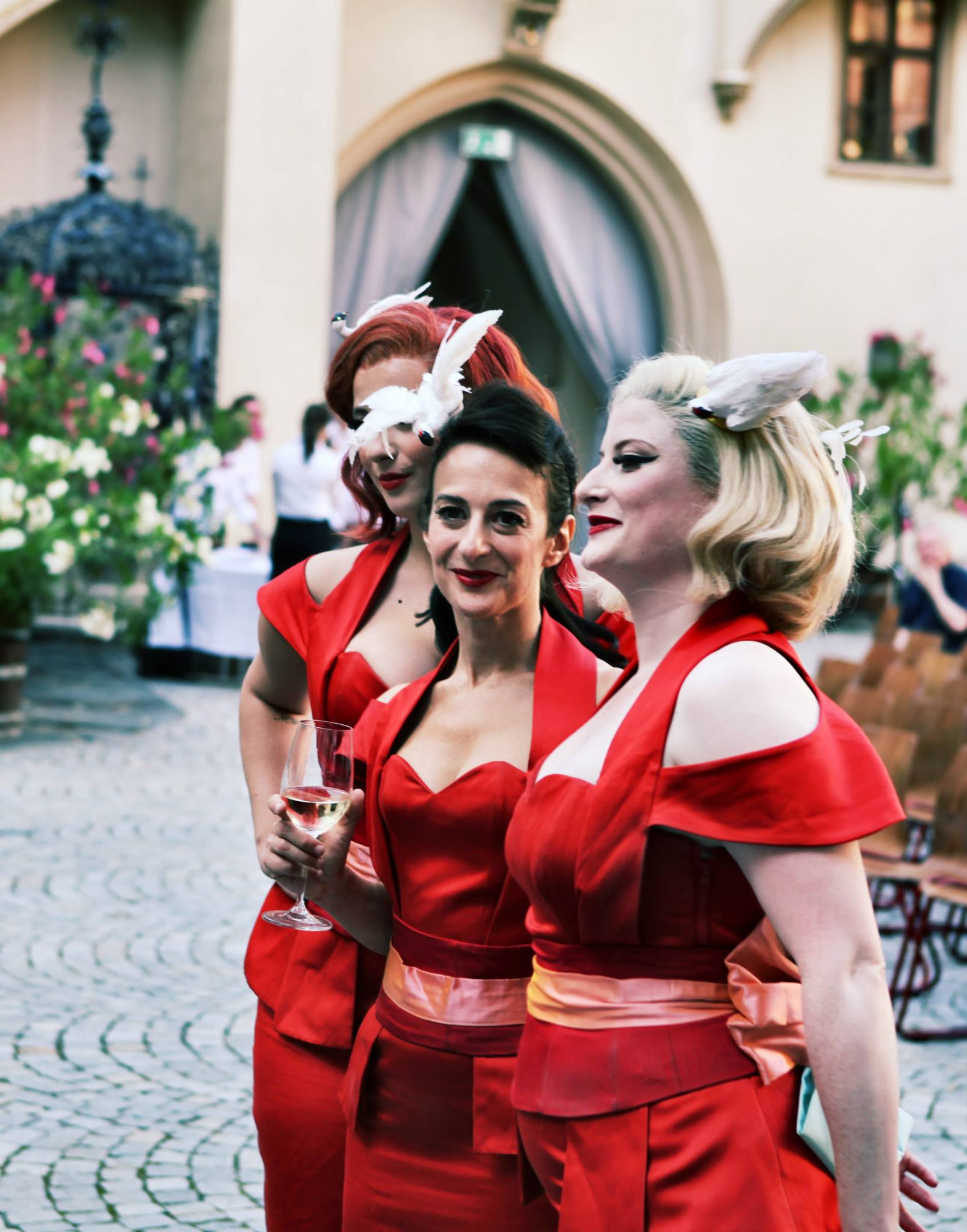 The Gang Guys | Puppini Sisters
