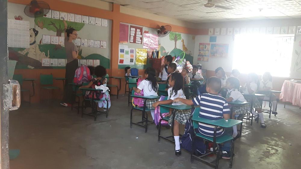 Teaching First Grade