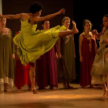 Momento baile Basajaun