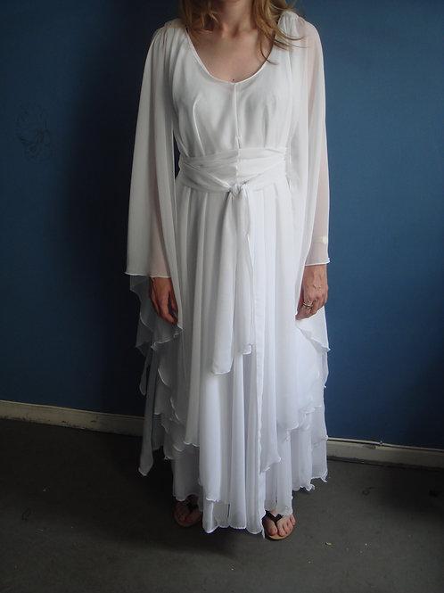 Vestido Iniciação e Rituais de purificação