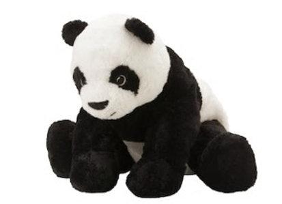 Carta para Peluche Oso Panda