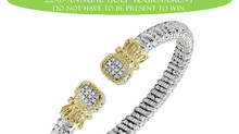 Vahan Bracelet Raffle for Annual Golf Tournament