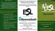 22nd Annual ESL Golf Tournament Dates!