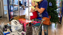 Angel Tree Shopping to Support the Salvation Army