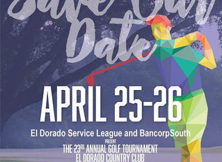 23rd Annual Golf Tournament!