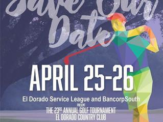 23rd Annual Golf Tournament!