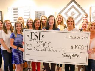 Partnership with South Arkansas Arts Center