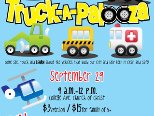 Save the Date: Truck-A-Palooza
