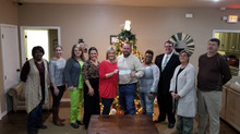 Donation to Agape House Children's Home