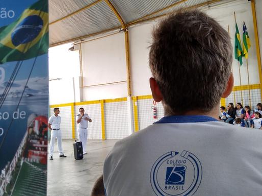 Palestra da Marinha do Brasil