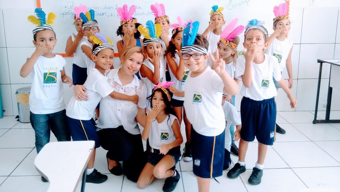 Projeto Cultura indígena