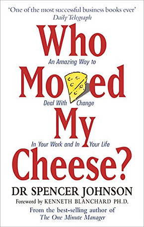 Who Moved, my Cheese