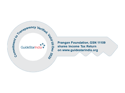 Prangan GuideStar India Transparency Key