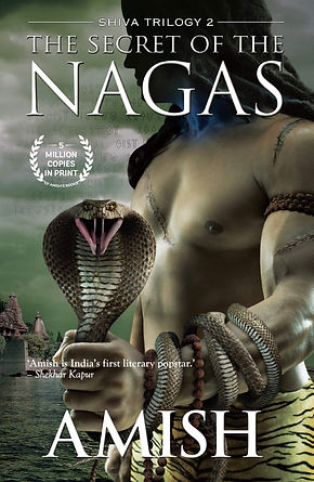 The Secret of the Nagas