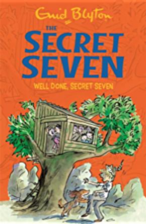The Secret Seven- Well done, Secret Seven