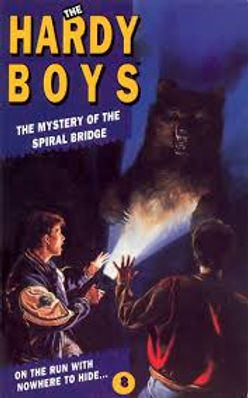 The Hardy Boys - The Mystery of the Spiral Bridg
