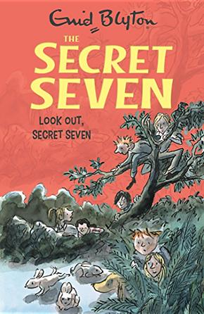 The Secret Seven- Look out, Secret Seven