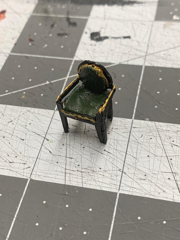 """1/4"""" Chair"""
