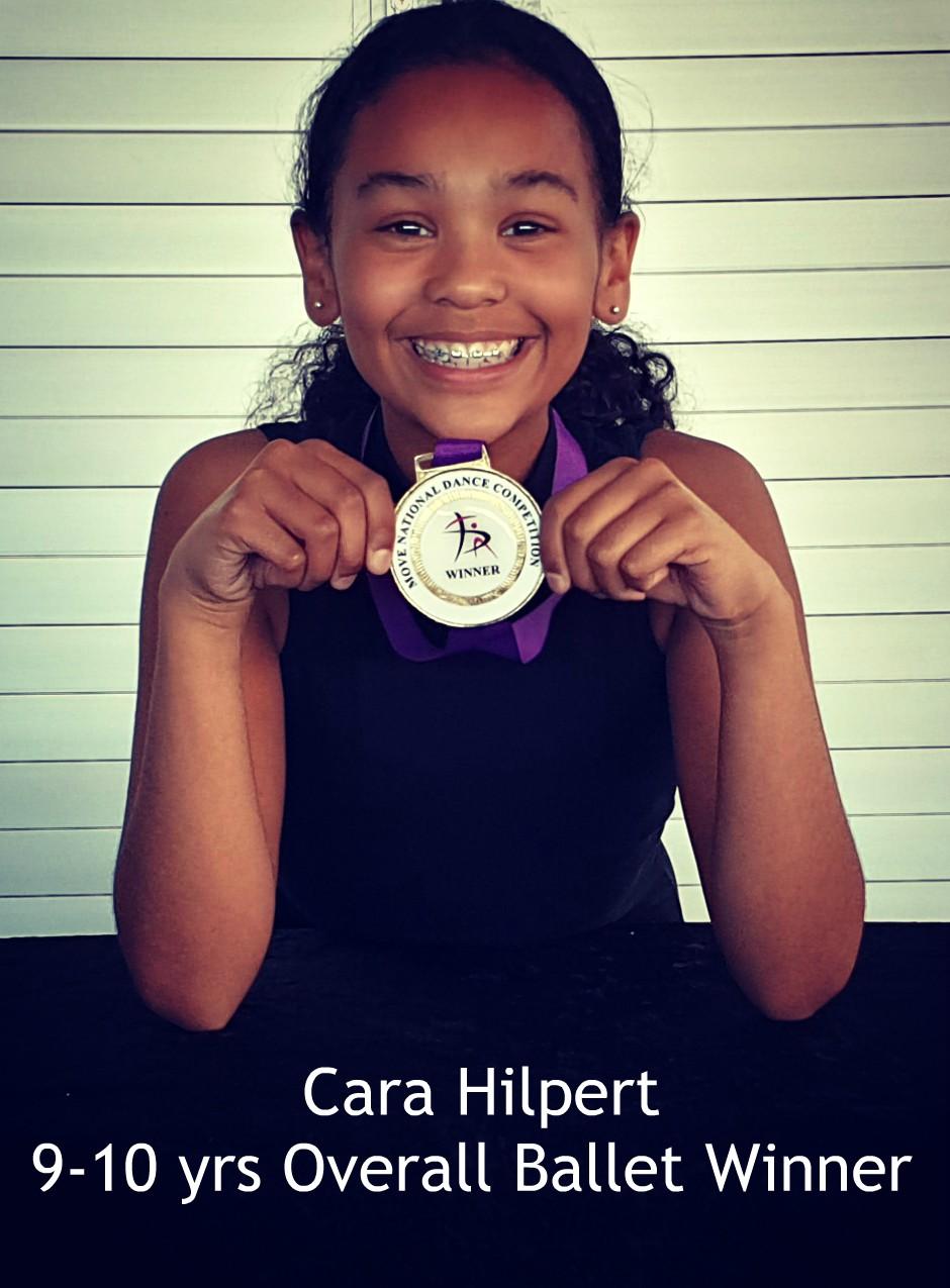 Cara Hilpert Ballet Award