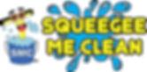 Squeeee Me Clean Logo
